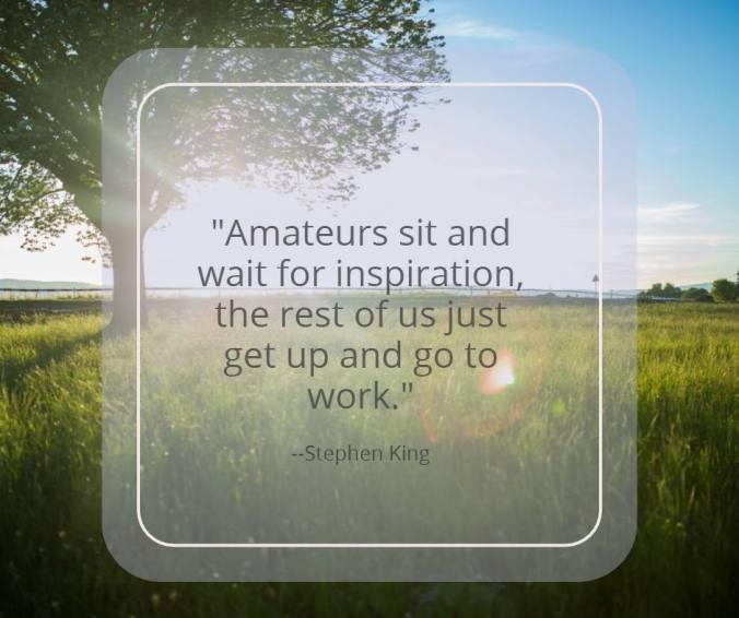 amateurs wait